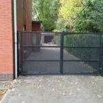 Moderne poort - Olga Perfo